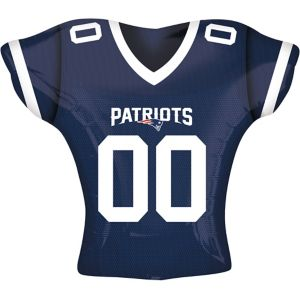 New England Patriots Balloon - Jersey