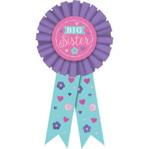 Big Sister Award Ribbon