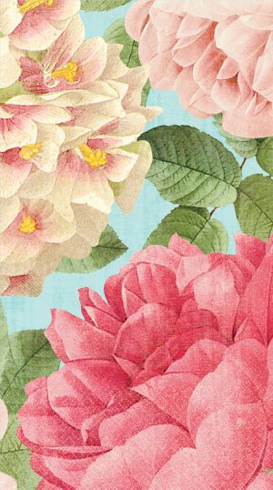 Blissful Blooms Guest Towels 16ct