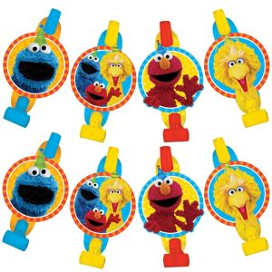 Sesame Street Blowouts 8ct