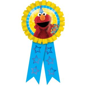 Sesame Street Award Ribbon