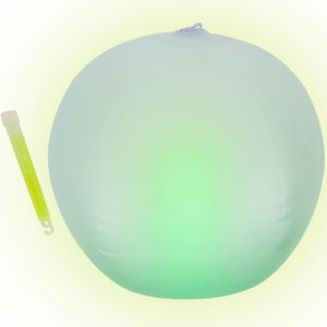 Glow-in-the-Dark Beach Ball