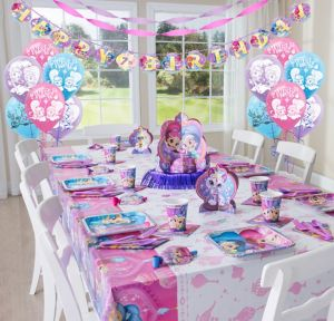 Shimmer and Shine Super Party Kit for 8 Guests