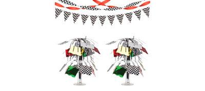 Car Racing Decoration Kit