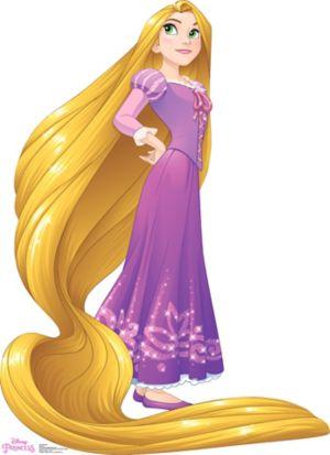 Rapunzel Life-Size Cardboard Cutout