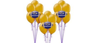 Baltimore Ravens Balloon Kit