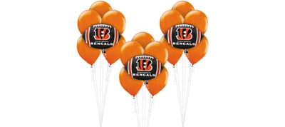 Cincinnati Bengals Balloon Kit