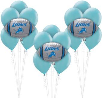 Detroit Lions Balloon Kit