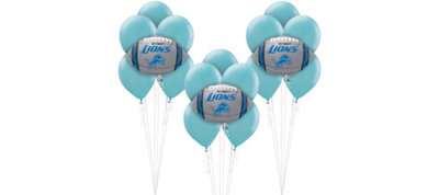 Detroit Lions Balloon Kit