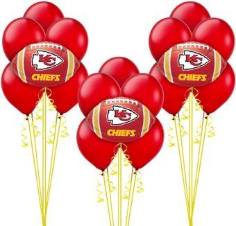 Kansas City Chiefs Balloon Kit