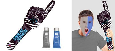 Carolina Panthers Game Day Kit