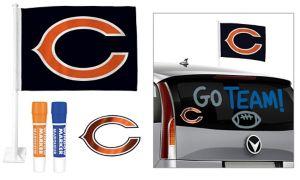Chicago Bears Car Decorating Tailgate Kit