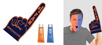 Denver Broncos Game Day Kit