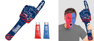 New England Patriots Game Day Kit