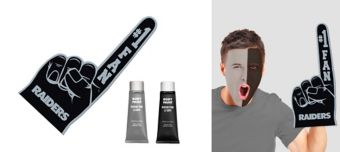 Oakland Raiders Game Day Kit
