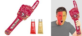 San Francisco 49ers Game Day Kit