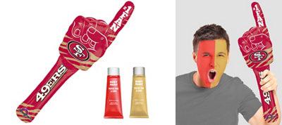 San Francisco 49ers Game Day Kit