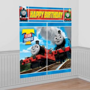 Thomas the Tank Engine Scene Setter 5pc