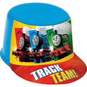 Child Thomas the Tank Engine Plastic Hat