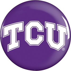 TCU Horned Frogs Button