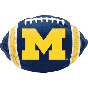Michigan Wolverines Balloon - Football