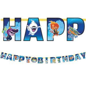 Yo-Kai Watch Birthday Banner Kit