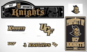 UCF Knights Dorm Room Kit