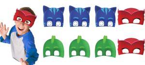 PJ Masks Masks 8ct
