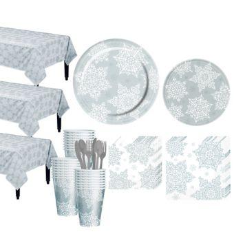 Shining Season Tableware Kit for 50 Guests