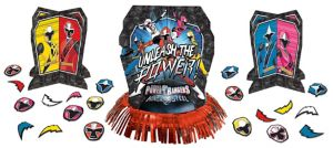 Power Rangers Ninja Steel Table Decorating Kit 23pc