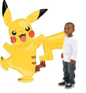 Giant Gliding Pikachu Balloon