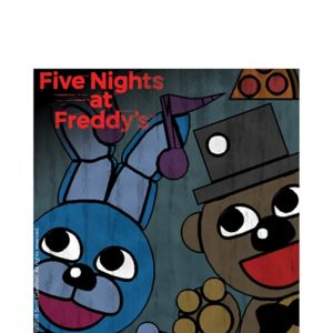Five Nights at Freddy's Lunch Napkins 16ct