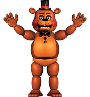 Jointed Freddy Fazbear Cutout - Five Nights at Freddy's