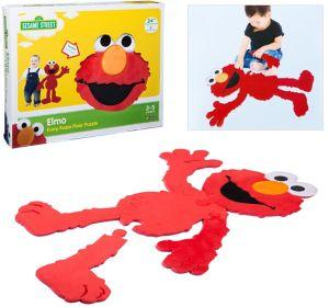 Foam Elmo Floor Puzzle 6pc