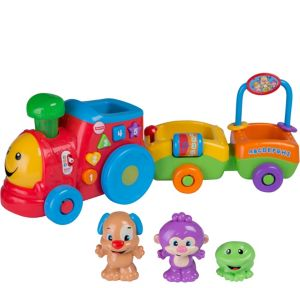 Laugh & Learn Puppy's Smart Stages Train 5pc