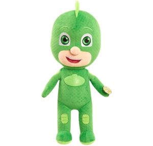 Light-Up Talking Gekko Plush - PJ Masks