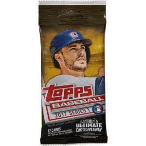 2017 Topps Baseball Card Pack