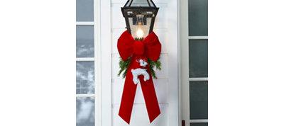 Holiday Porch Light Decorating Kit
