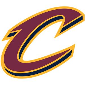 Cleveland Cavaliers Cling Decal