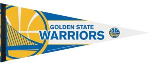 Golden State Warriors Pennant Flag