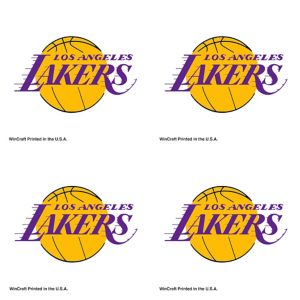 Los Angeles Lakers Face Tattoos 4ct