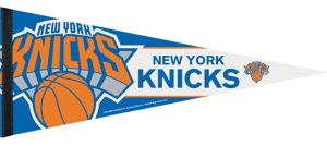 New York Knicks Pennant Flag