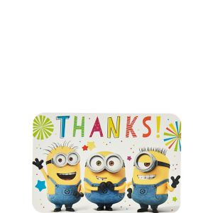 Minions Thank You Notes 8ct