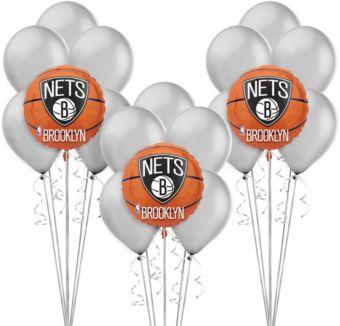 Brooklyn Nets Balloon Kit