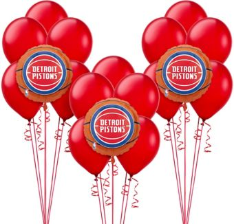 Detroit Pistons Balloon Kit