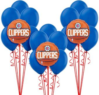 Los Angeles Clippers Balloon Kit