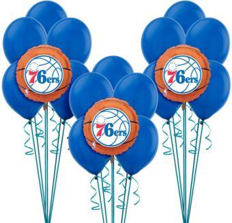 Philadelphia 76ers Balloon Kit