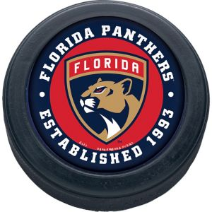 Florida Panthers Hockey Puck