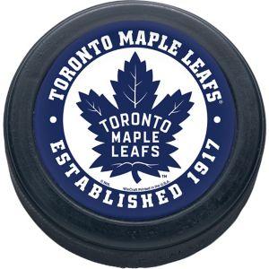 Toronto Maple Leafs Hockey Puck