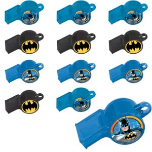 Batman Whistles 24ct